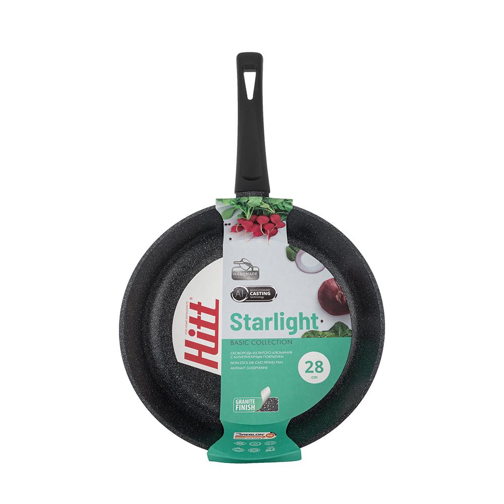 Сковорода 28 см Starlight Hitt