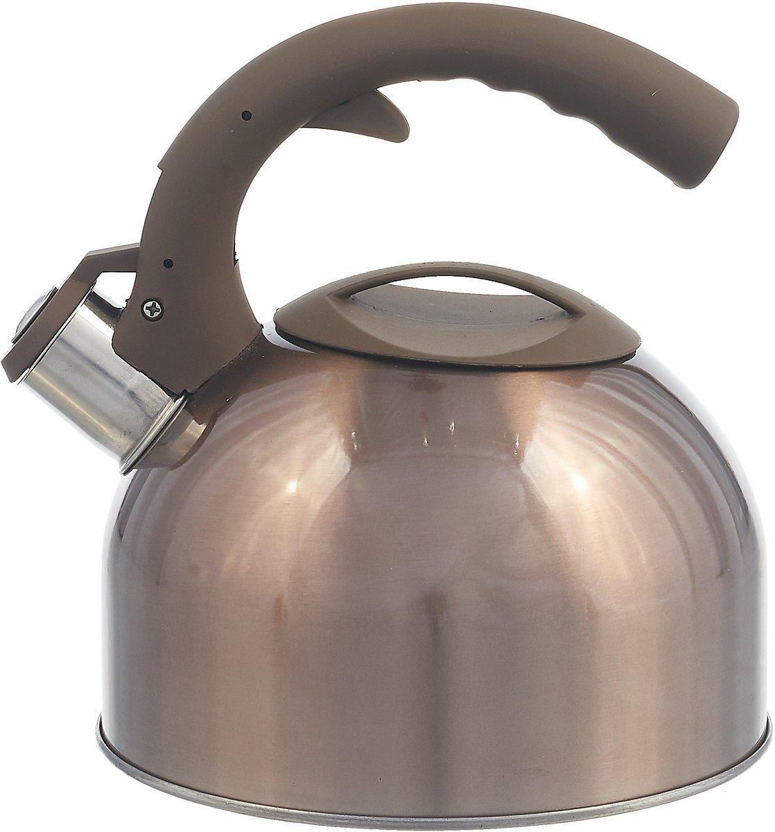 Чайник 2,5 л Cuprum Hitt со свистком