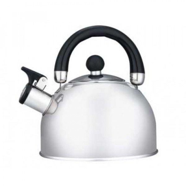 Чайник 2,5 л Standard Hitt со свистком и с крышкой