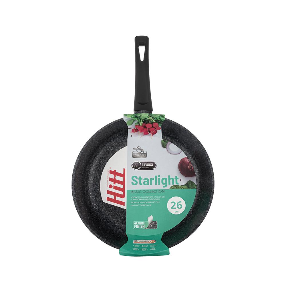 Сковорода 26 см Starlight Hitt
