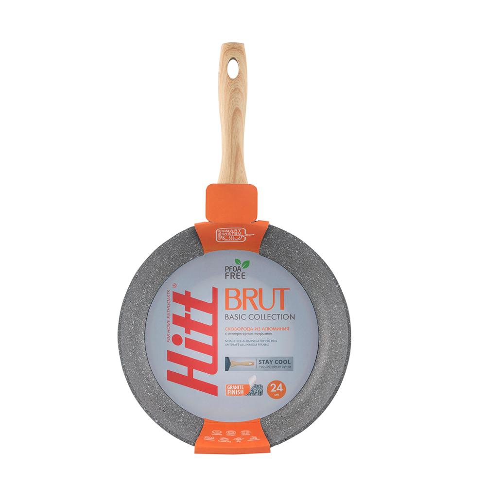 Сковорода 24 см Brut Hitt