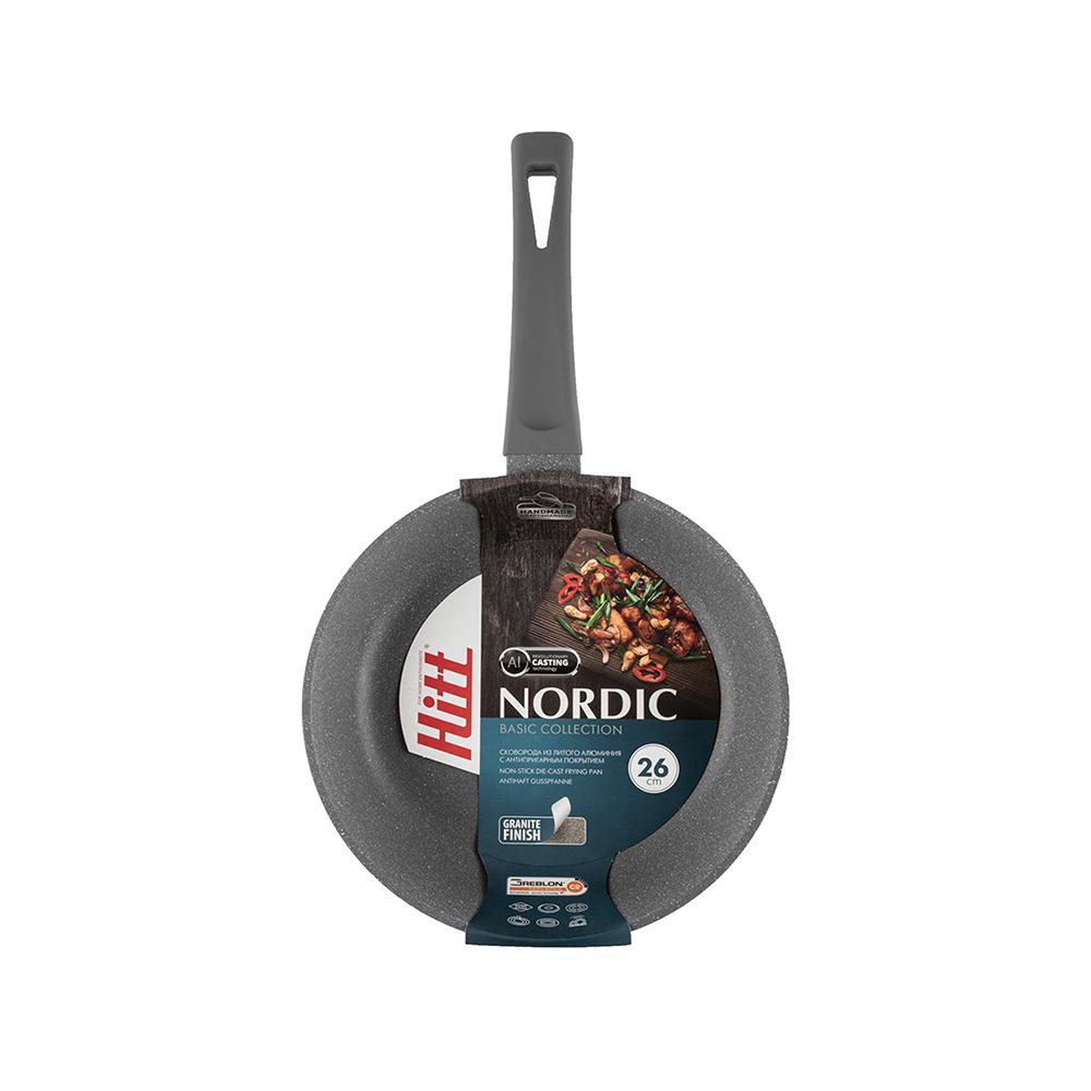 Сковорода 26 см Nordic Hitt